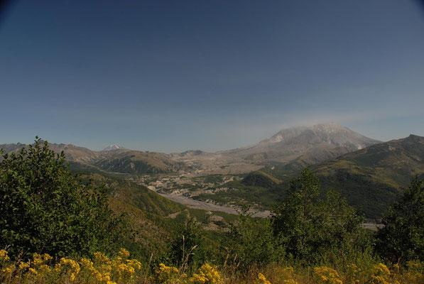 volcano, mount st. helens; wa