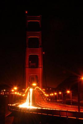 golden gate bridge, hwy 101, san francisco; ca