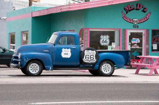 Route 66, Kingman