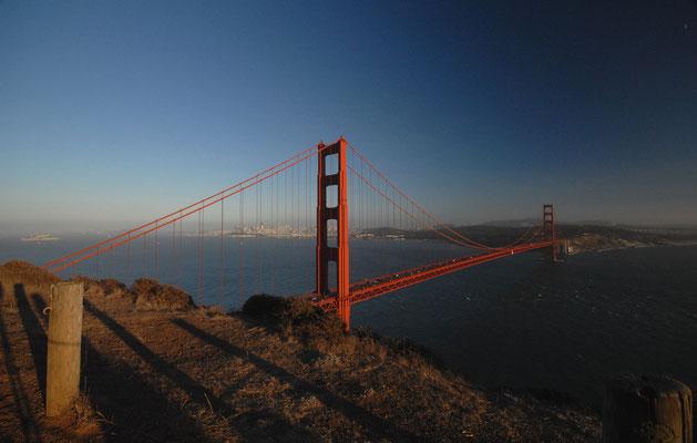 golden gate bridge, san francisco; ca