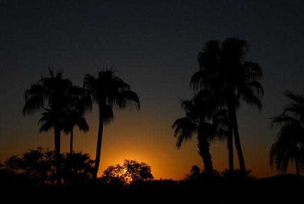 sunset, phoenix; az