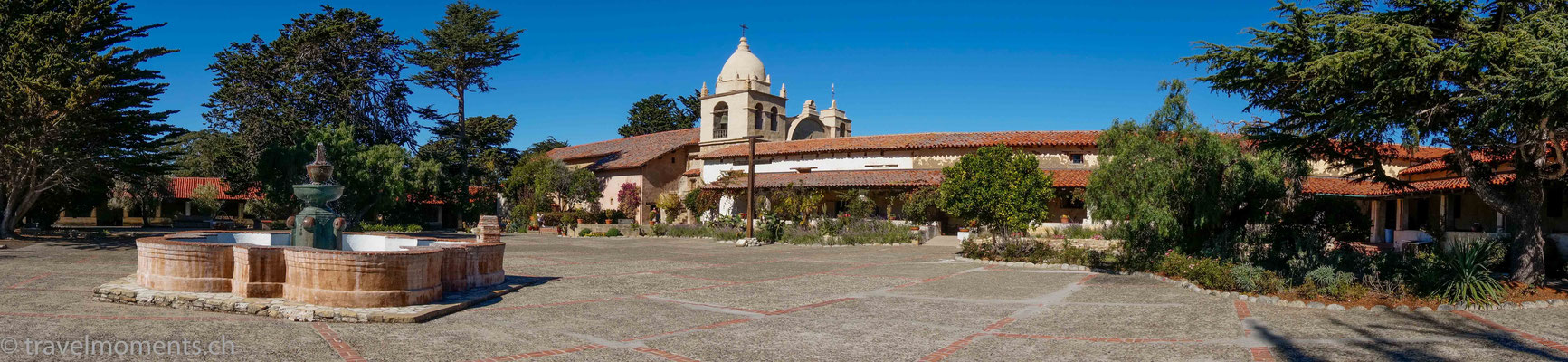 Mission San Carlos Borromeo de Carmelo - Carmel-by-the-Sea