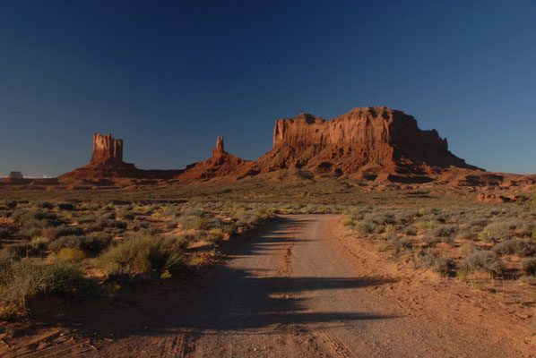 monument valley; ut