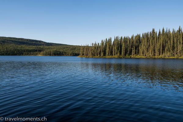 Tatchun Lake, Klondike Hwy
