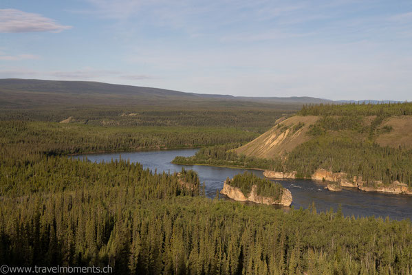 Yukon River, Five Finger Rapids