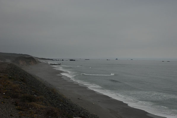 pacific coast; or
