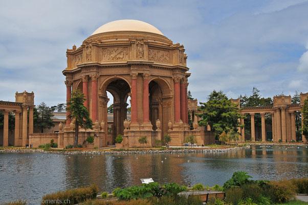 San Francisco, Palace of Fine Arts