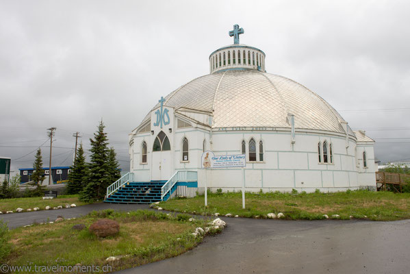 Inuvik, Igloo Church