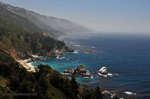 highway 1, big sur; ca
