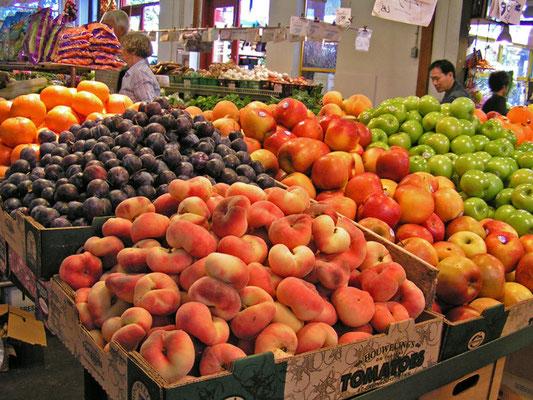 granville island market, vancouver; bc