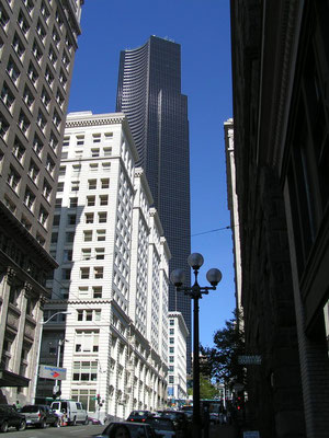 downtown seattle; wa