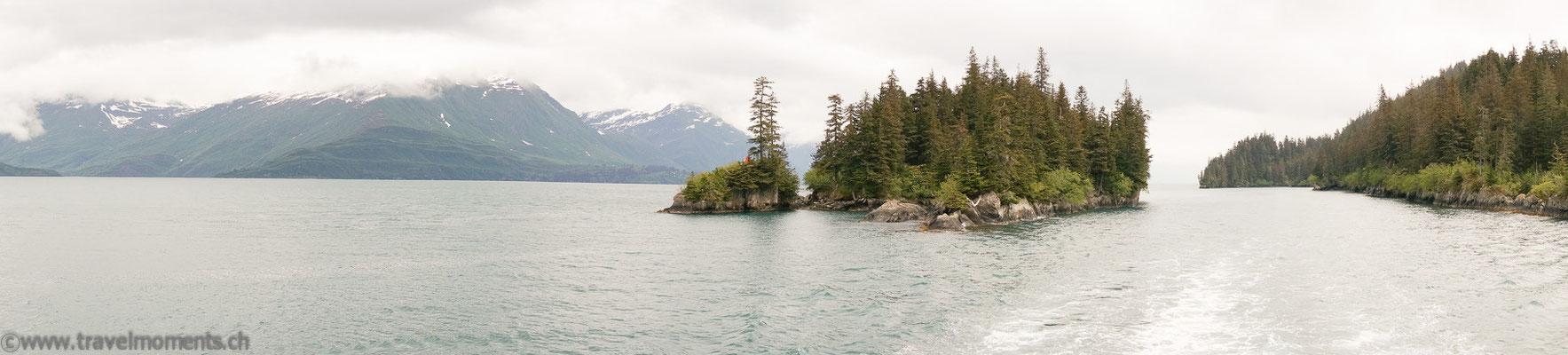 Glacier & Wildlife Cruises zum Columbia Gletscher