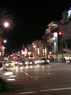 hollywood blvd, hollywood; ca