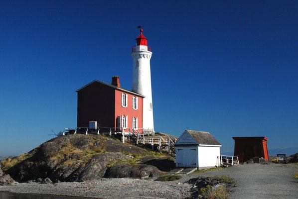 fisgard lighthouse, vancouver island; bc