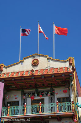 chinatown, san francisco; ca