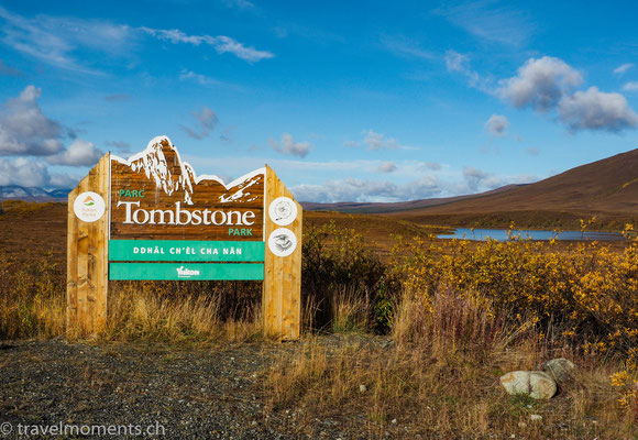 Tombstone Park, Dempster Hwy
