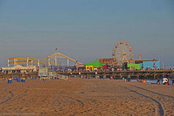 Santa Monica, Pier