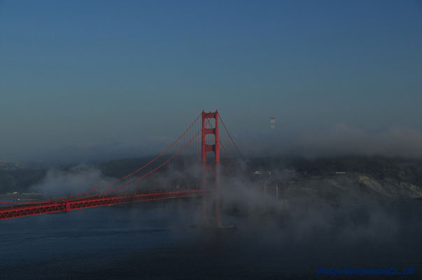 golden gate bridge, san francisco; ca