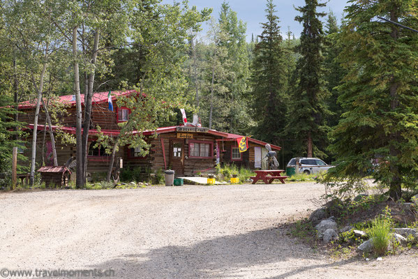 Moose Creek Lodge, da si Bärner deheime!