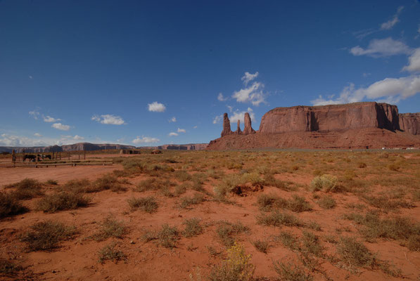 monument valley; ut