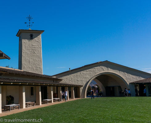 Napa Valley - R.Mondavi Winery
