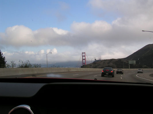 highway 101 to san francisco; ca