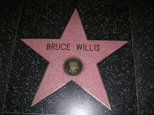 walk of fame, hollywood blvd, hollywood; ca