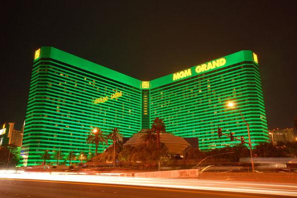 mgm grand hotel, las vegas; nv