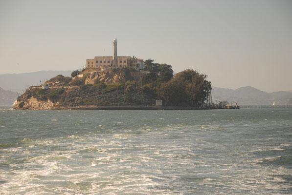 alcatraz, san francisco; ca