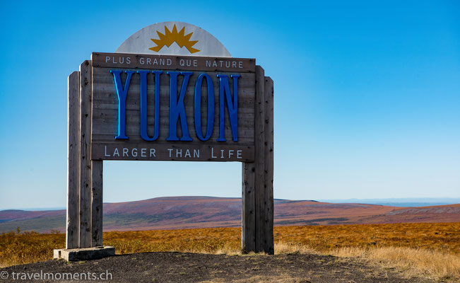 YUKON - LARGER THAN LIFE