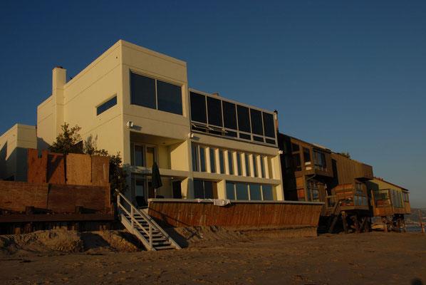 tom's house, malibu beach, ca