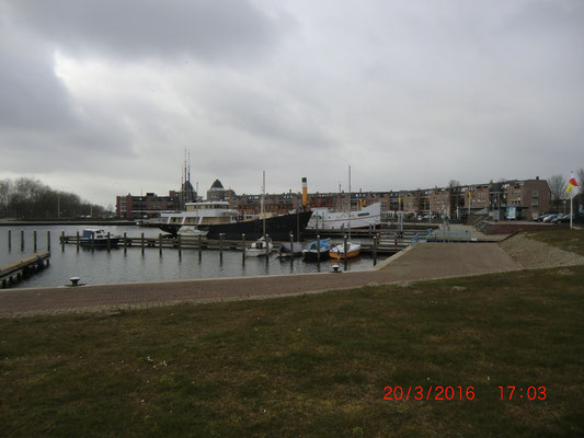 Almere Stadthafen