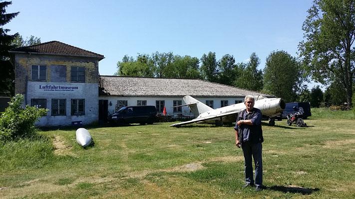 Luftfahrtmuseum Lärz