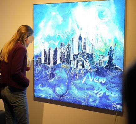 Bild in Ausstellung im Bayrischen Schulmuseum