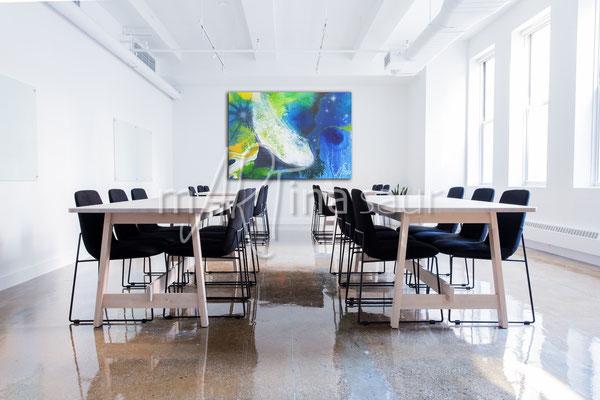 Akustikbild für Meetingräume