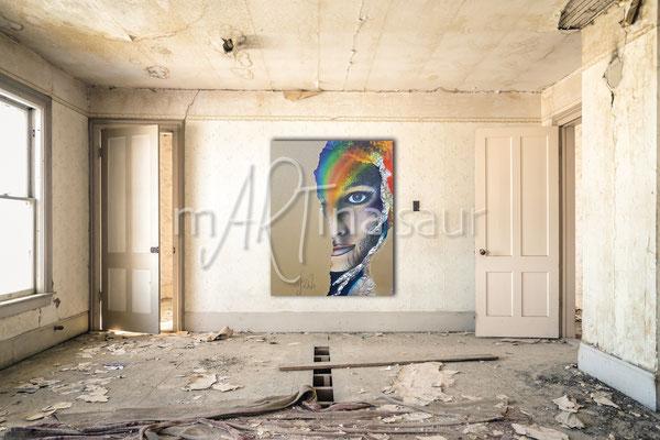 Wandbild Kunstwerk