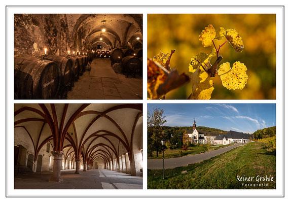 <b>Kloster Eberbach</b><br> Entstanden bei einem Fotospaziergang mit dem Fooclub Ried   ©Reiner Gruhle