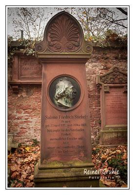 <b>Salomo Friedrich Stiebel</b><br>    ©Reiner Gruhle