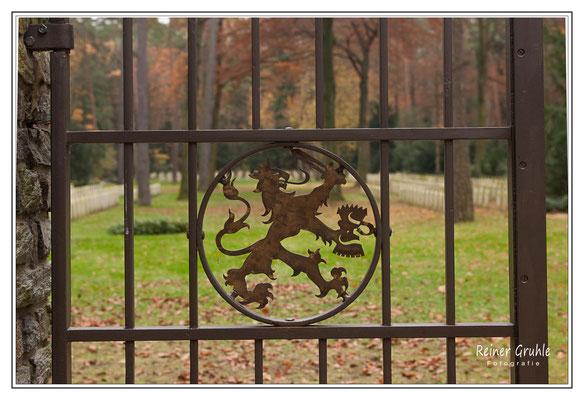 <b>Eingangstor</b><br>    ©Reiner Gruhle