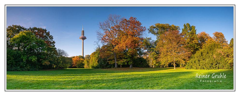 <b>Grüneburgpark</b><br> Frankfurt am Main   ©Reiner Gruhle