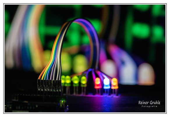 <b>Arduino</b><br>    ©Reiner Gruhle