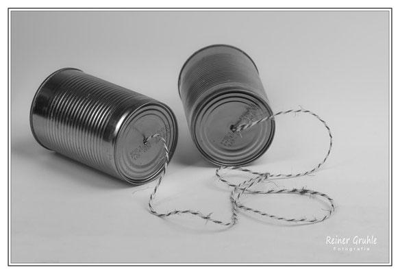 <b>Dosentelefon</b><br>    ©Reiner Gruhle