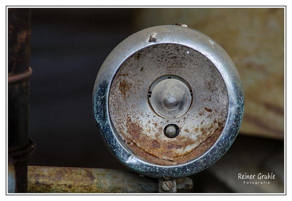 <b>Traktorlampe</b><br> Hessenpark   ©Reiner Gruhle