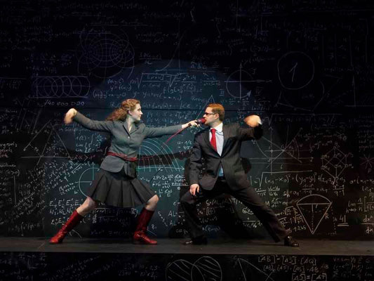 MarieLuise - Sirene Operntheater - Lisa Rombach, Richard Klein