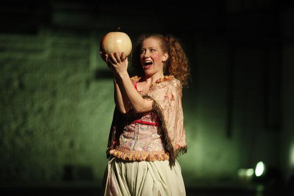 der Apfel aus Basra - Sirene Operntheater - Lisa Rombach