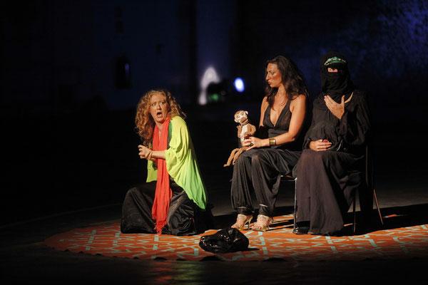 Die Toten - Sirene Operntheater - Lisa Rombach, Solmaaz Adeli, Dan Chamandy