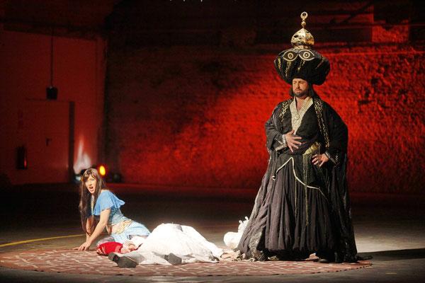 Harun und Dschafar - Sirene Operntheater - Lisa Rombach, Dan Chamandy