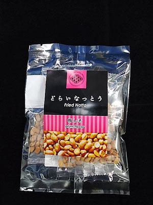 Fried Natto(Plum flavor)
