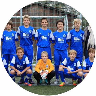 Habenhauser FV D-Jugend 2012-13