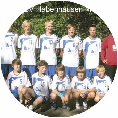 ATSV Habenhausen C-Jugend 2011-12